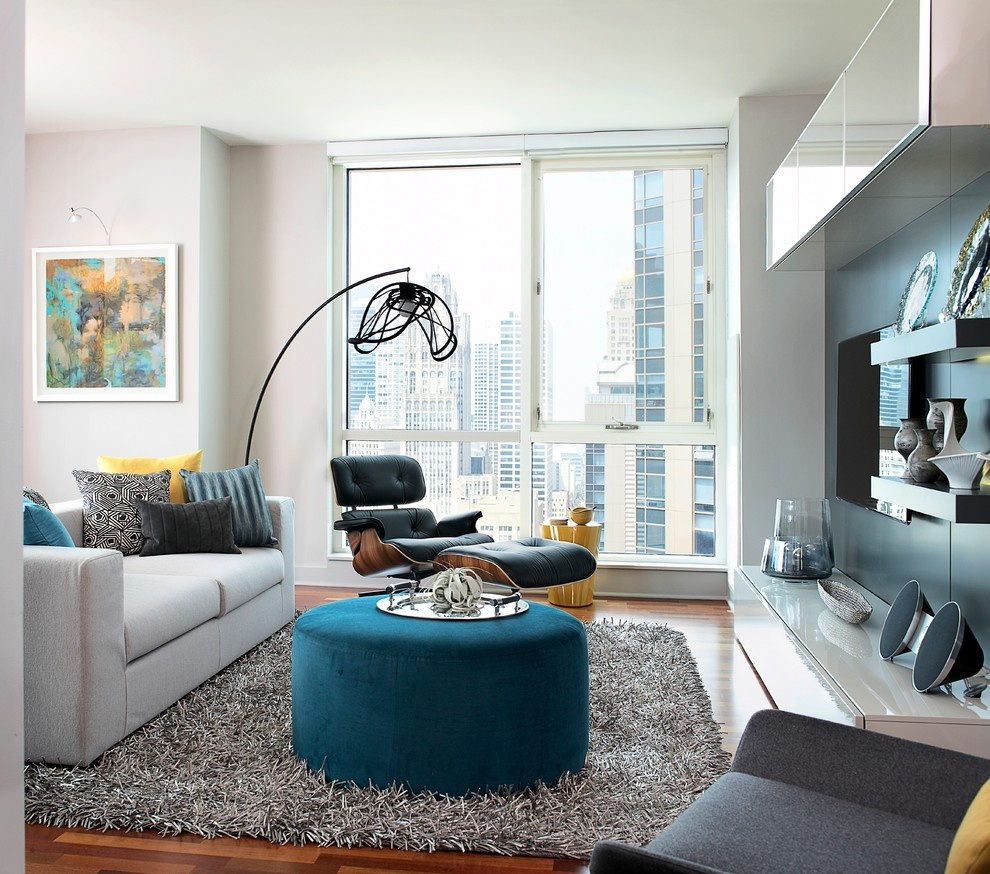 Eames Lounge Chair Living Room the 3 best ways to include the gorgeous eames lounge chair