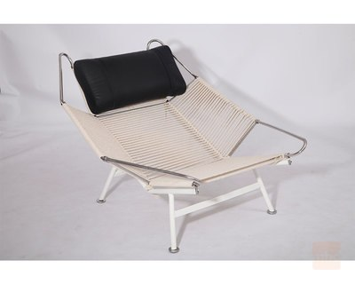 Flag Halyard Chair
