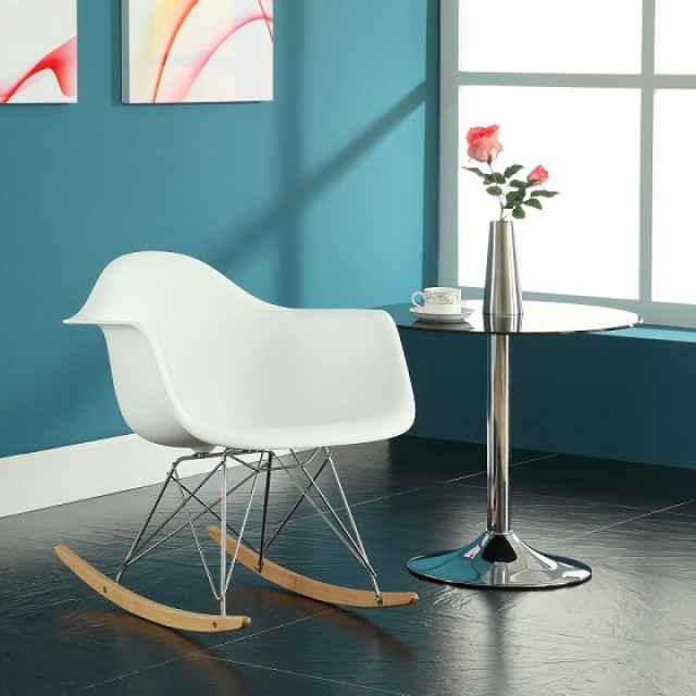 Enjoyable Furniture For Children The Eames Rocking Chair Gmtry Best Dining Table And Chair Ideas Images Gmtryco